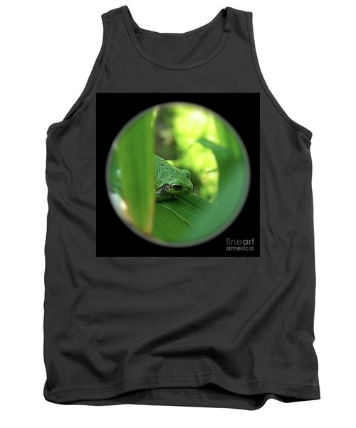 Ambiguous Tank Top by Sue Stefanowicz