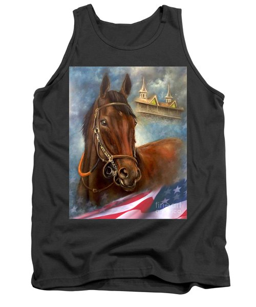 American Pharoah Tank Top