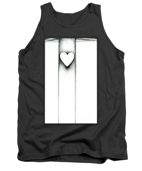 Ascending Heart Tank Top