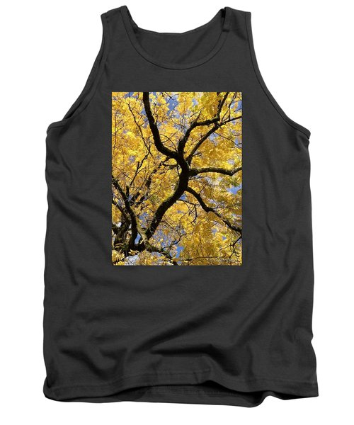 Autumn Gold Tank Top
