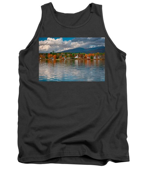 Autumn In Melvin Village Tank Top