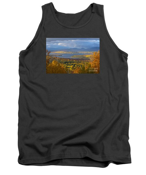 Autumn Splendor Tank Top by Alana Ranney
