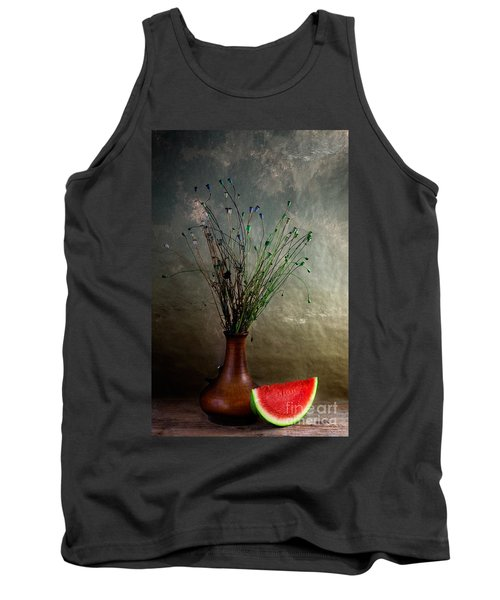 Autumn Still Life Tank Top