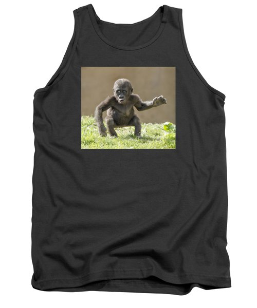 Baby Gorilla Tank Top