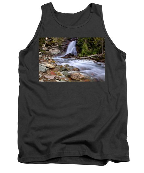 Baring Falls Tank Top by Jack Bell