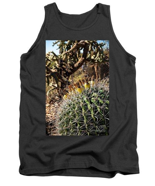 Barrel Cactus Tank Top