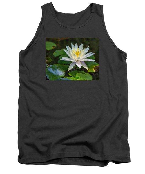 Beautiful Lotus Tank Top