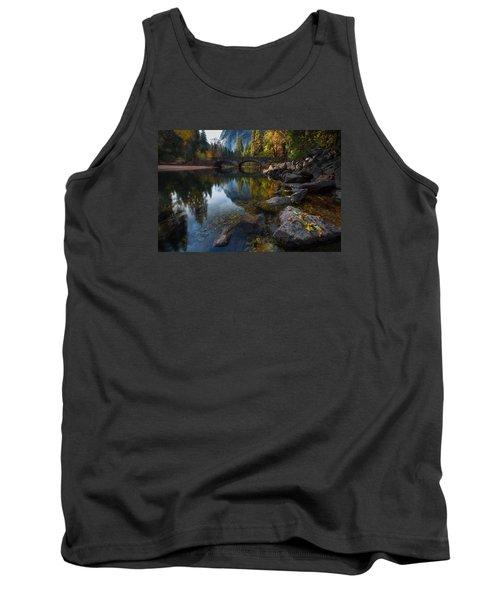 Beautiful Yosemite National Park Tank Top