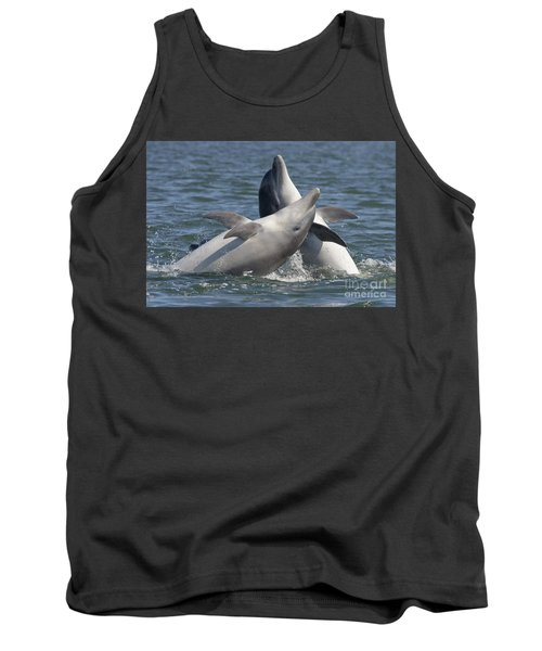 Bottlenose Dolphins  - Scotland  #15 Tank Top