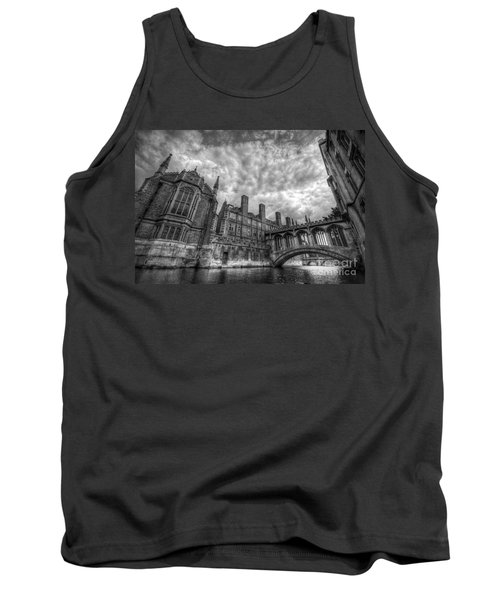 Bridge Of Sighs - Cambridge Tank Top by Yhun Suarez