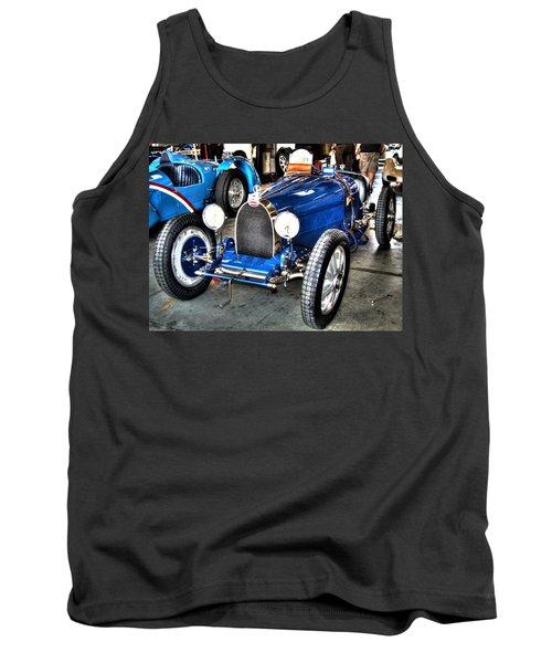 Bugatti Tank Top by Josh Williams