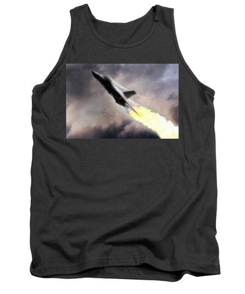 Burning Sky Tank Top