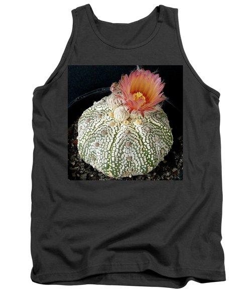 Cactus Flower 4 Tank Top