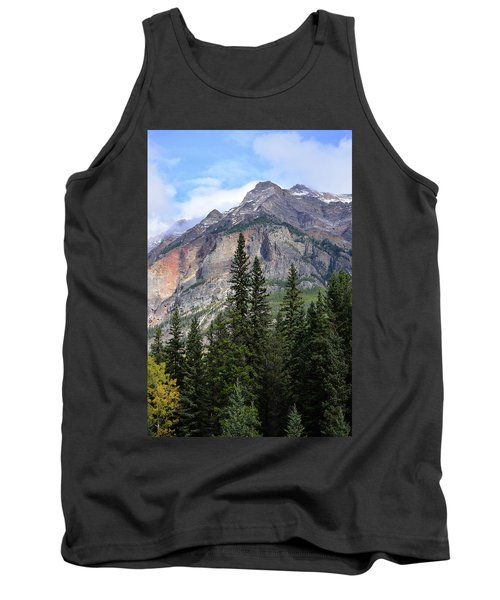 Canadian Rockies No. 2-1 Tank Top