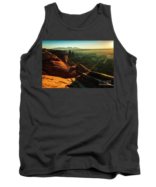 Canyon Sunbeams Tank Top
