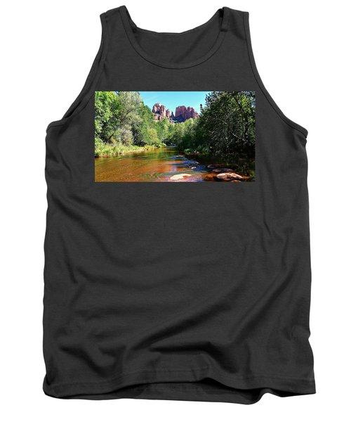 Cathedral Rock - Sedona, Arizona Tank Top
