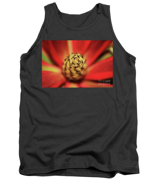 Centrifugal Tank Top by Stephen Mitchell
