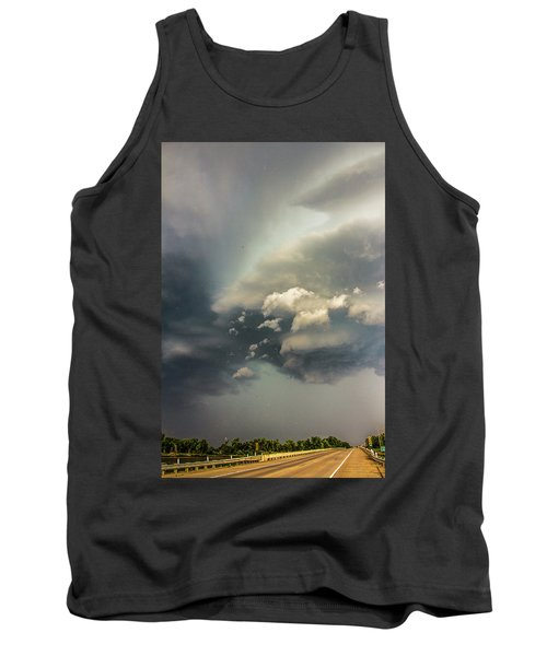 Another Stellar Storm Chasing Day 019 Tank Top