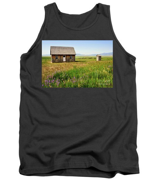 Chester Call Cabin Tank Top