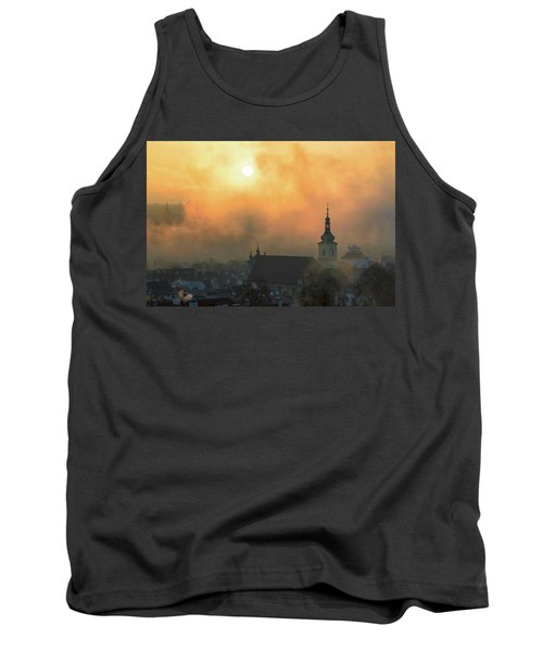 Church Of Our Lady Victorious, Prague, Czech Republic. Tank Top