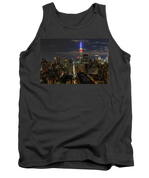 City Lights  Tank Top