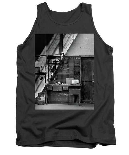 Clocked Out Tank Top