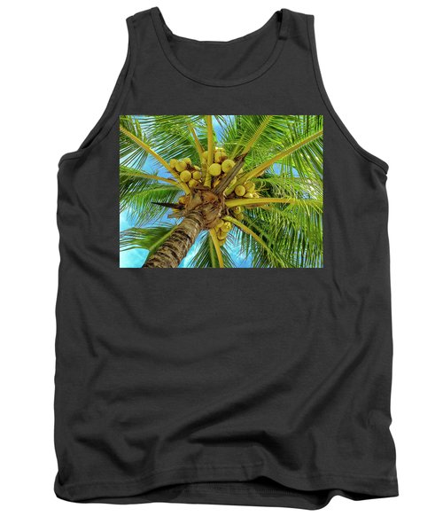 Coconuts In Tree Tank Top
