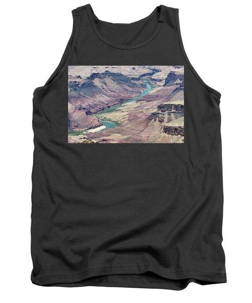 Colorado River In The Grand Canyon Tank Top