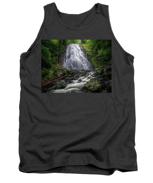 Crabtree Falls North Carolina Tank Top