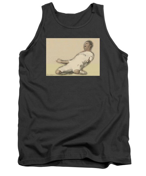 Cristiano Ronaldo Reacts Tank Top by Don Kuing