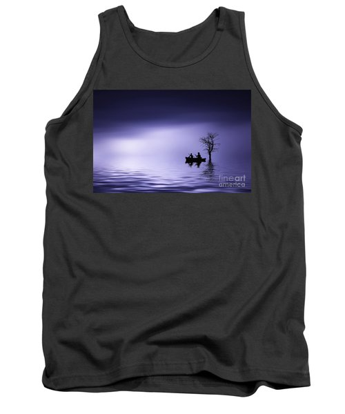 Tank Top featuring the photograph Cruise by Bess Hamiti