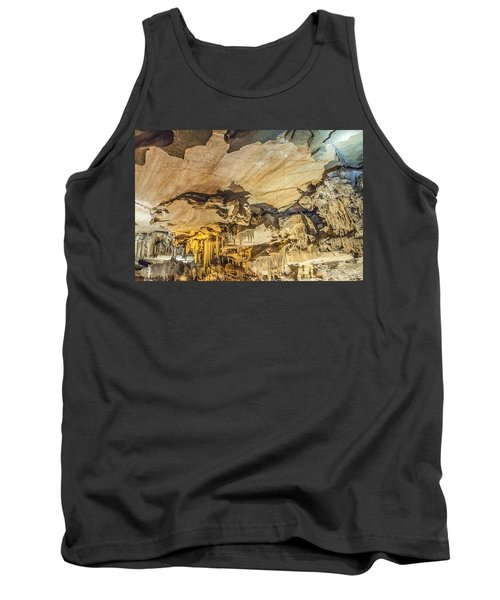 Crystal Cave Sequoia National Park Tank Top