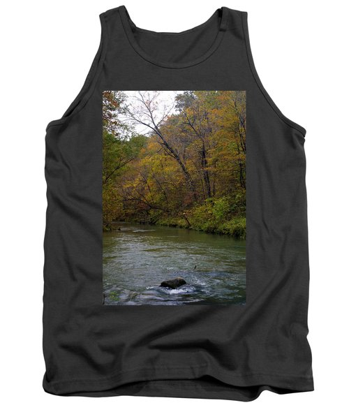 Current River 8 Tank Top by Marty Koch