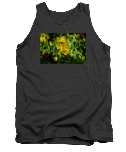 Daffodils Tank Top