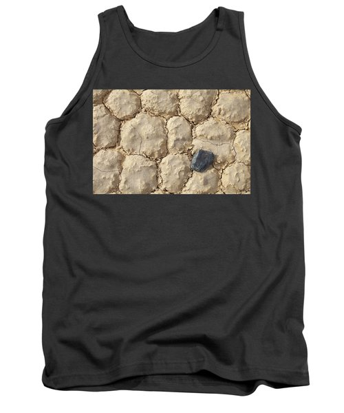 Tank Top featuring the photograph Death Valley Mud by Breck Bartholomew