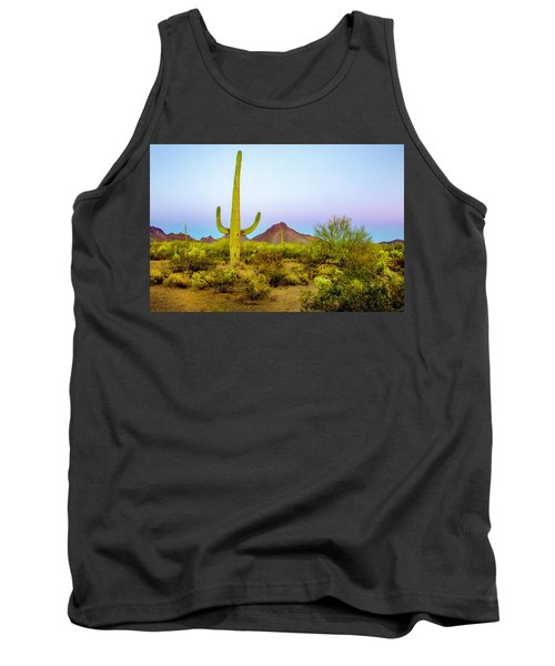 Tank Top featuring the photograph Desert Beauty by Barbara Manis