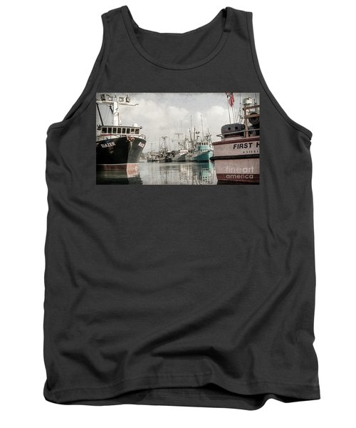 Docked At The Bay Tank Top