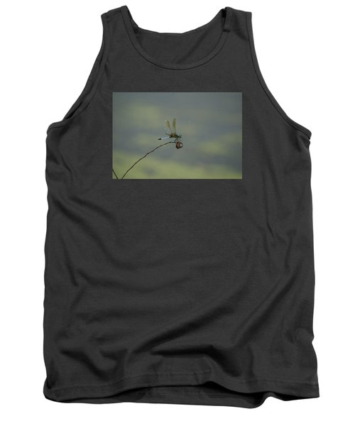 Dragonfly Tank Top by Heidi Poulin