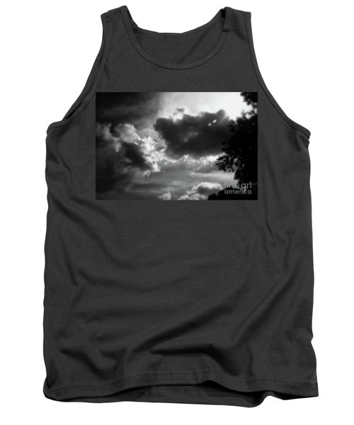 Drama In The Sky Tank Top
