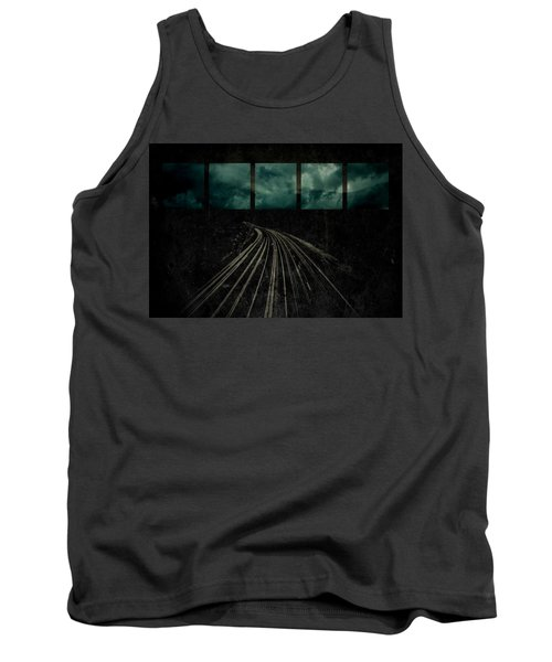 Drifting Tank Top
