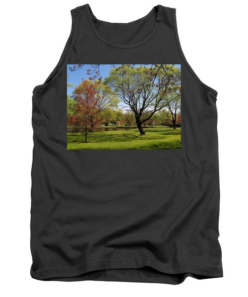 Tank Top featuring the photograph Early Spring by John Scates