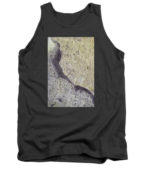 Earth Portrait 009 Tank Top