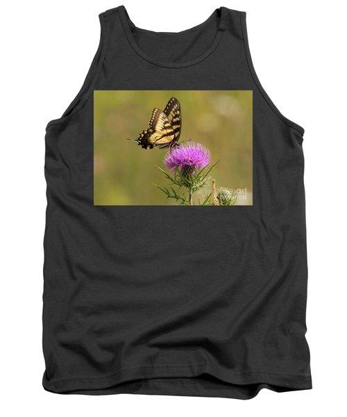 Eastern Tiger Swallowtail Tank Top