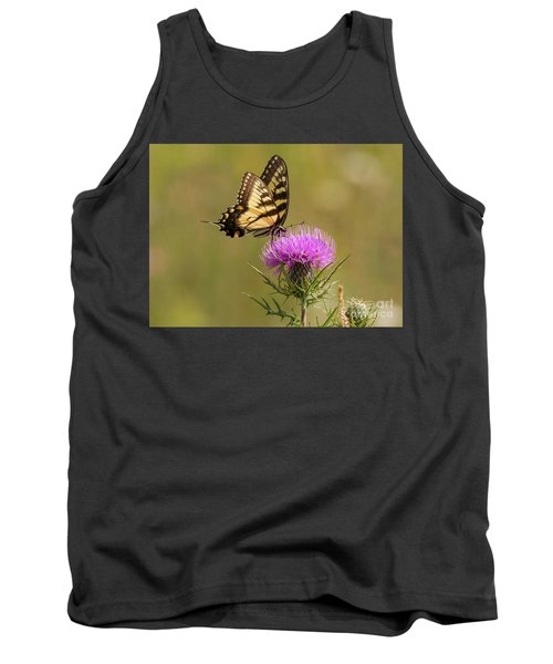 Eastern Tiger Swallowtail Tank Top