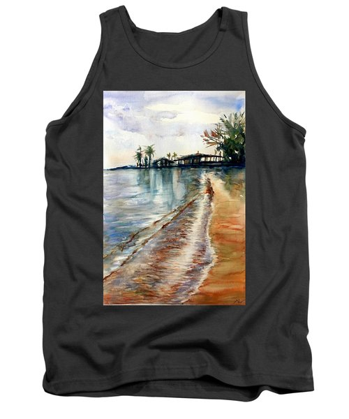 Evening Solitude Tank Top