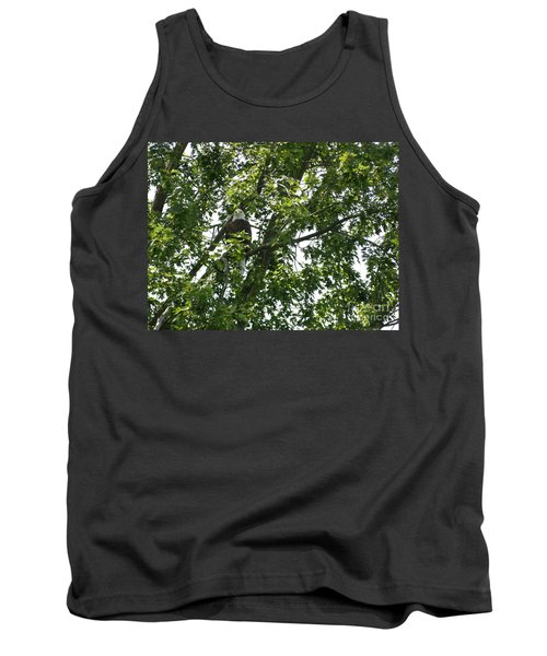 Face The Eagle Tank Top
