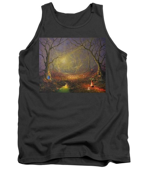 The Enchanted Forest Tank Top