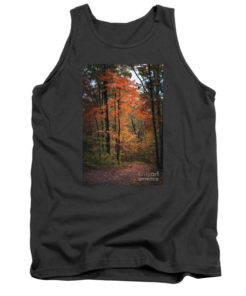 Fall In Arkansas Tank Top