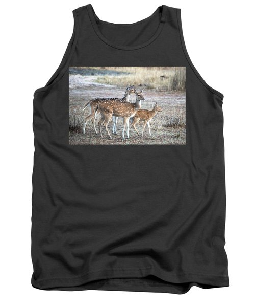 Family Outing Tank Top by Pravine Chester