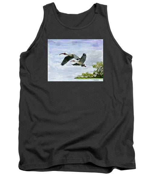 Fly Away Tank Top